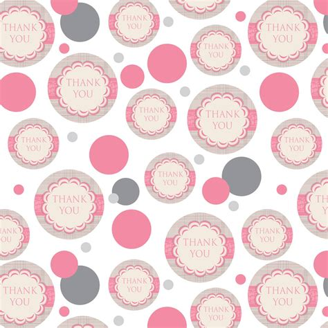 Pattern Paper Roll - premium gift wrap wrapping paper roll pattern thank you