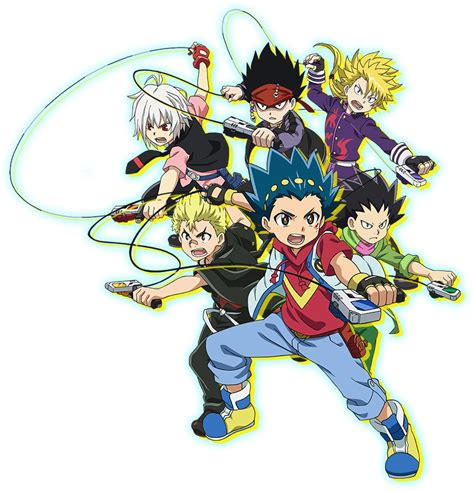 Beyblade Burst Coming To 3ds Gonintendo