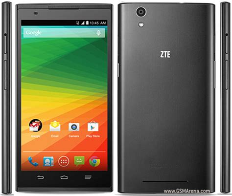 Hp Zte Zmax 2 Zte Zmax Pictures Official Photos