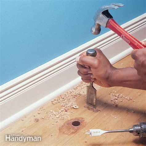 hardwood floor repair how to patch a hardwood floor the