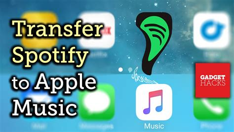 how to download and transfer spotify playlist to itunes transfer all your spotify playlists to apple music in