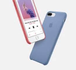 Iphone iphone 7 silikon case himmelblau