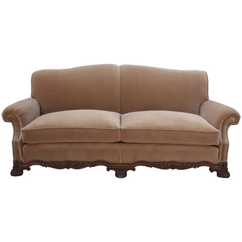 spanish style sofa spanish sofa hacienda style spanish or mexican carved pine