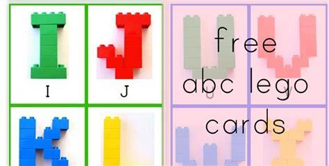 printable lego letters alphabet lego cards uppercase free printable