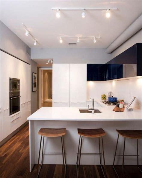 ilot cuisine blanc la cuisine blanche et bois en 102 photos inspirantes