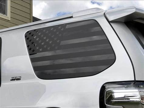 Sticker Wallpaper Dinding Model Rumput tacomas with american flag decals best image wallpaper