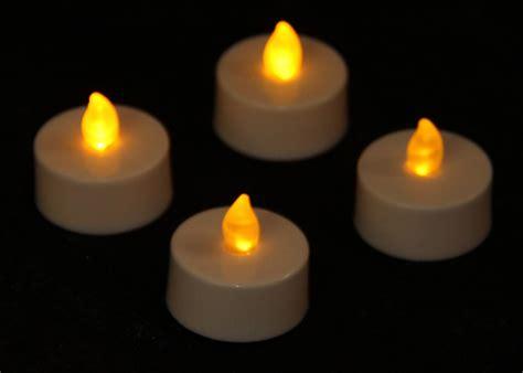 teelicht kerzen led teelichter flackernd teelicht kerze set ebay