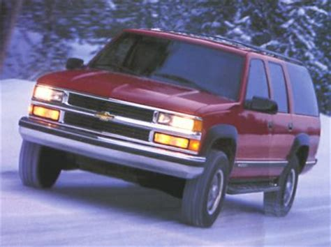 how does cars work 1998 chevrolet suburban 2500 lane departure warning 1998 chevrolet suburban 2500 styles features highlights