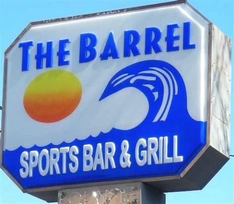 barrel bar  grill myrtle beach restaurant