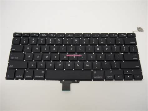 Keyboard Laptop Macbook new us layout laptop keyboard without frame for macbook pro 13 quot a1278 series