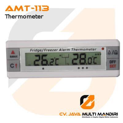 Termometer Digital Kulkas termometer kulkas dan freezer amtast amt 113