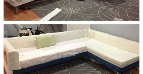 how to make couch cushions from scratch build your own sofa or couch easy diy 2x4 frame modern
