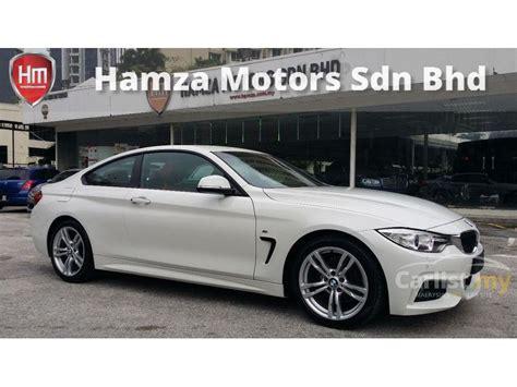 bmw 420i 2014 bmw 420i 2014 2 0 in kuala lumpur automatic coupe white
