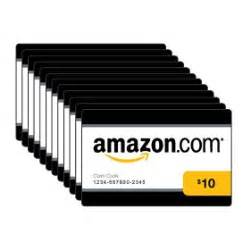 Social Engineering Amazon Gift Cards - 10 amazon gift cards store