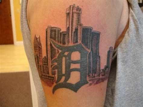 tattoo removal detroit skyline placement smaller in size emerald city