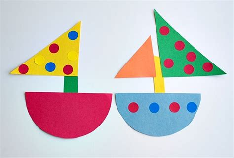 Simple Paper Craft For Preschoolers - easy paper crafts for preschoolers craftshady craftshady