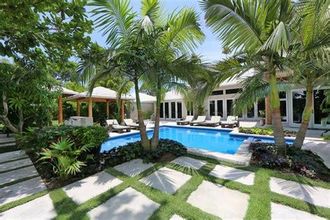 backyard pool landscape ideas tropical pools beautiful and landscape ideas