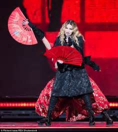 Madonn Still Working It by Rihanna Madonna And Snubbed By Grammys