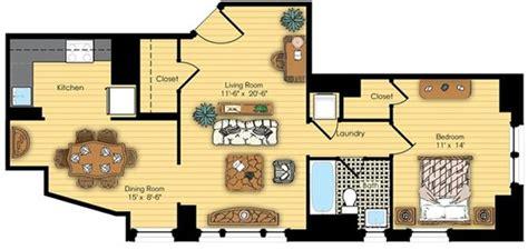 kennedy warren floor plans kennedy warren washington dc apartment finder