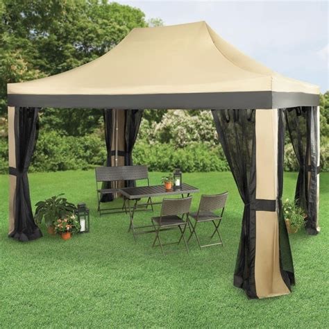 10 By 15 Gazebo Pop Up Gazebo 4aa