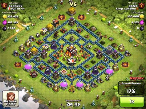 clash of clans best player top player from kings landing gazza shows high level
