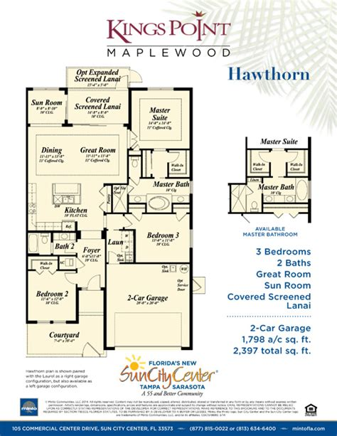 hawthorn modeled a new home floor plan in sun city center hawthorn model new homes in sarasota