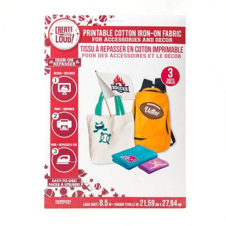 printable iron on paper walmart create out loud iron on transfer paper for fabric walmart ca