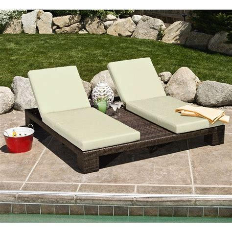 lay   style   double chaise chair  unique lounge chair features eye catching
