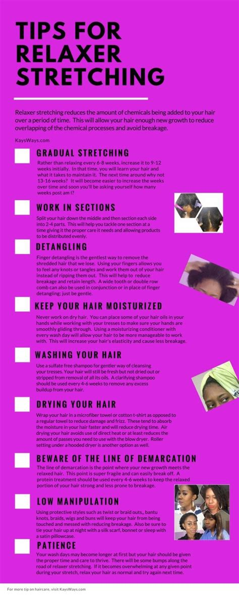Relaxer Hair Care Tips From The Pro by 25 Best Ideas About Relaxed Hairstyles On