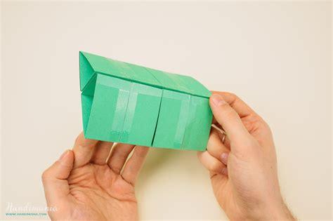 Make Paper Toys - how to make paper transformer all steps diy