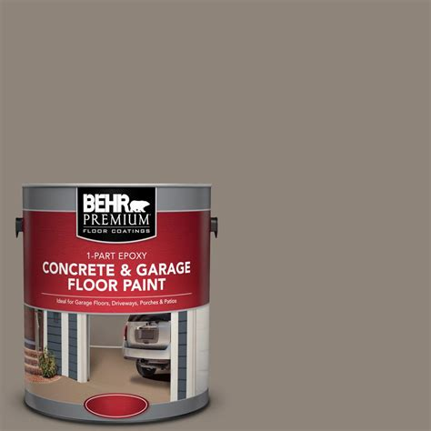 1 Gal Gull Drylok Concrete Floor Paint - drylok 1 gal gull concrete floor paint 209154 the