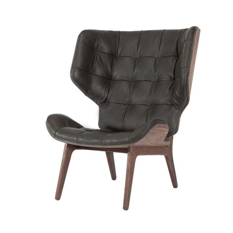 Fluffy Chairs by Mammoth Fluffy Lounge Chair Leather Norr 11
