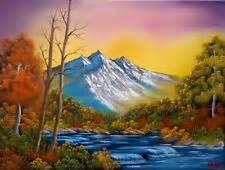 bob ross paintings on ebay bob ross painting ebay