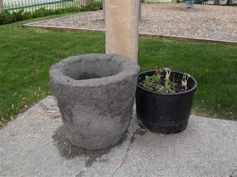 rob s hypertufa pots