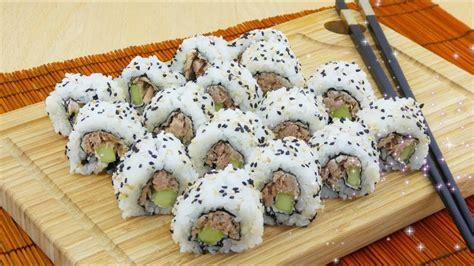 sushi fatto in casa sushi fatto in casa uramaki