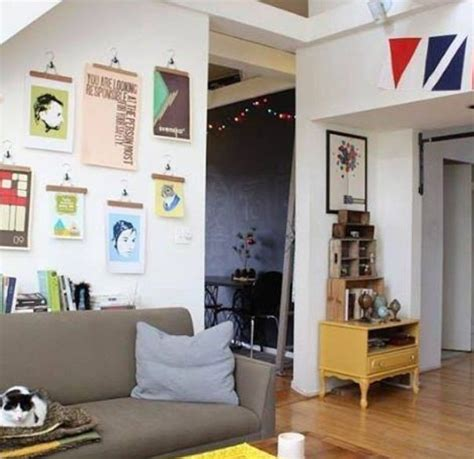 unique ways to hang pictures creative way to hang sofa s and pillows creative and