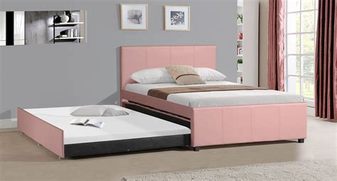 pink trundle bed chase full trundle bed pink the brick