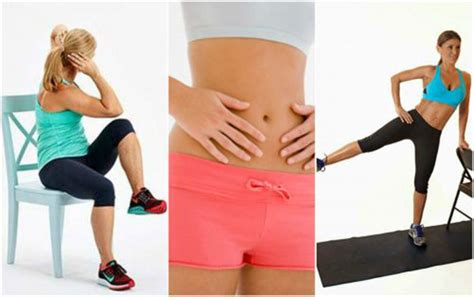 5 chair exercises to reduce abdominal instantly best herbal health