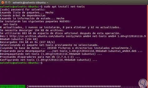 tutorial netstat linux ver puertos abiertos tcpip servicios linux o windows