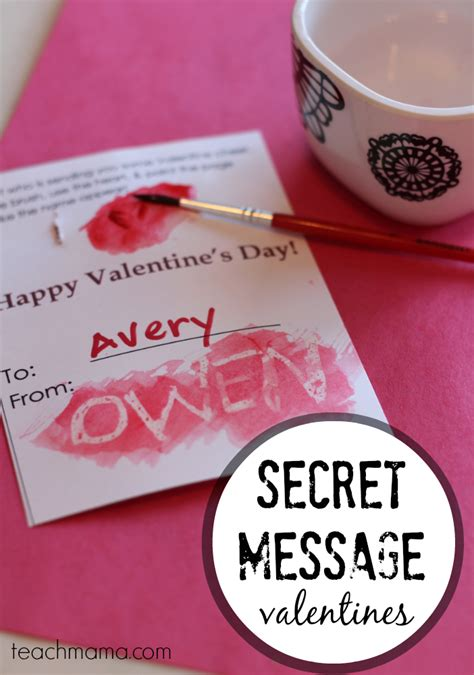 secret message secret message valentines free totally