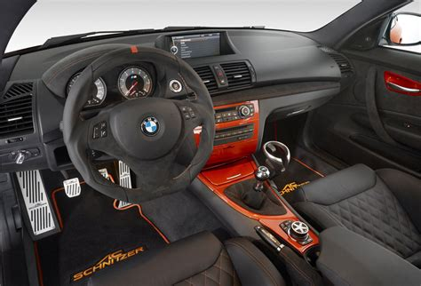 1 Series Coupe Interior by Mobil Bmw Ac Schnitzer M Coupe Seri 1 Mobil Terbaik Dunia
