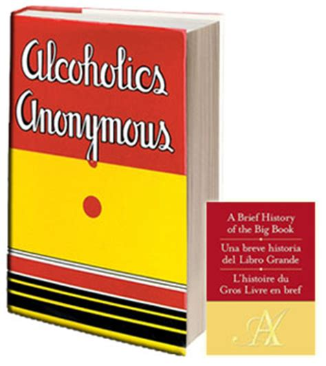 libro the history book big alcoholics anonymous 75th anniversary commemorative edition of alcoholics anonymous big book