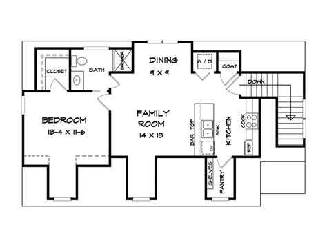 Shop With Apartment Floor Plans by Garage Apartment Plans 3 Car Garage Apartment Plan With