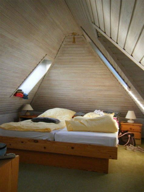 schlafzimmer unter dem dach quot kleines schlafzimmer unter dem dach quot ferienwohnungen haus