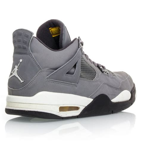 cool mens basketball shoes air 4 retro mens basketball shoes cool grey