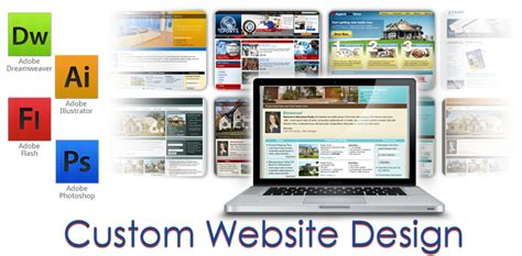 Handmade Website Design - custom web design services localadz