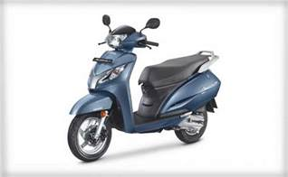 Honda Activa New Honda Activa 125 With Bs Iv Engine Launched At Rs