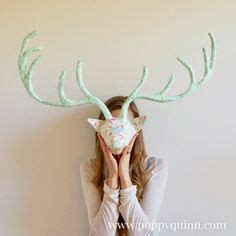 How To Make Deer Antlers Out Of Paper - 1000 images about vbs 2016 decorating on noah