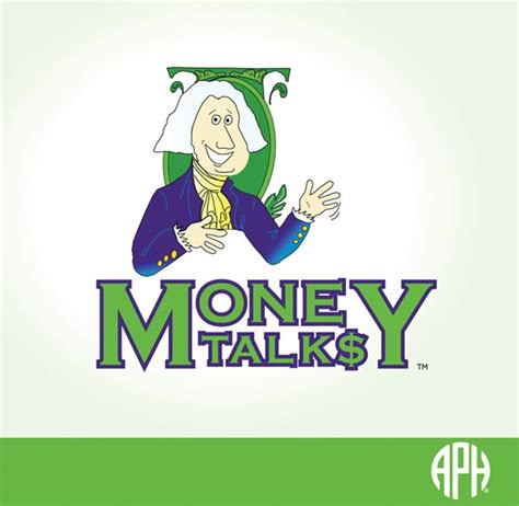 Money Talking fred s from aph a blindness money talks and