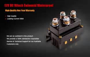 badland winch replacement solenoid box badland free
